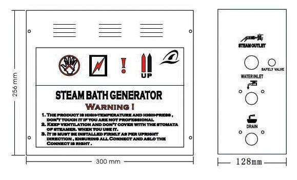 Damfgenerator