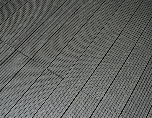 wpc holzfliese 30x30 cm terrassenfliese terrassendiele. Black Bedroom Furniture Sets. Home Design Ideas