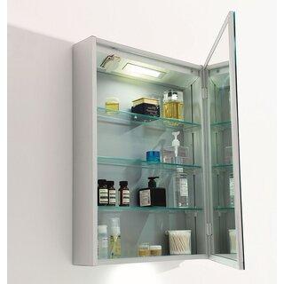 Spiegelschrank mit Licht 50cm