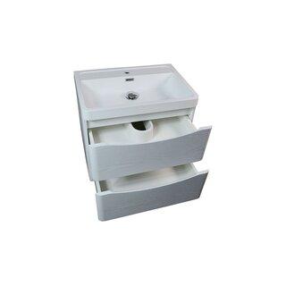 waschtisch smile 60 cm wei 232 70. Black Bedroom Furniture Sets. Home Design Ideas