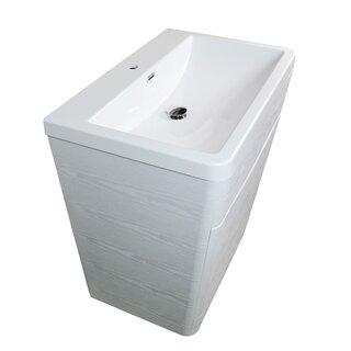 Waschtisch Vincoria 65 Cm Weiss 249 00