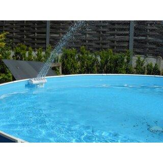... Springbrunnen Mit LED Leuchten Für Swimmingpool ...