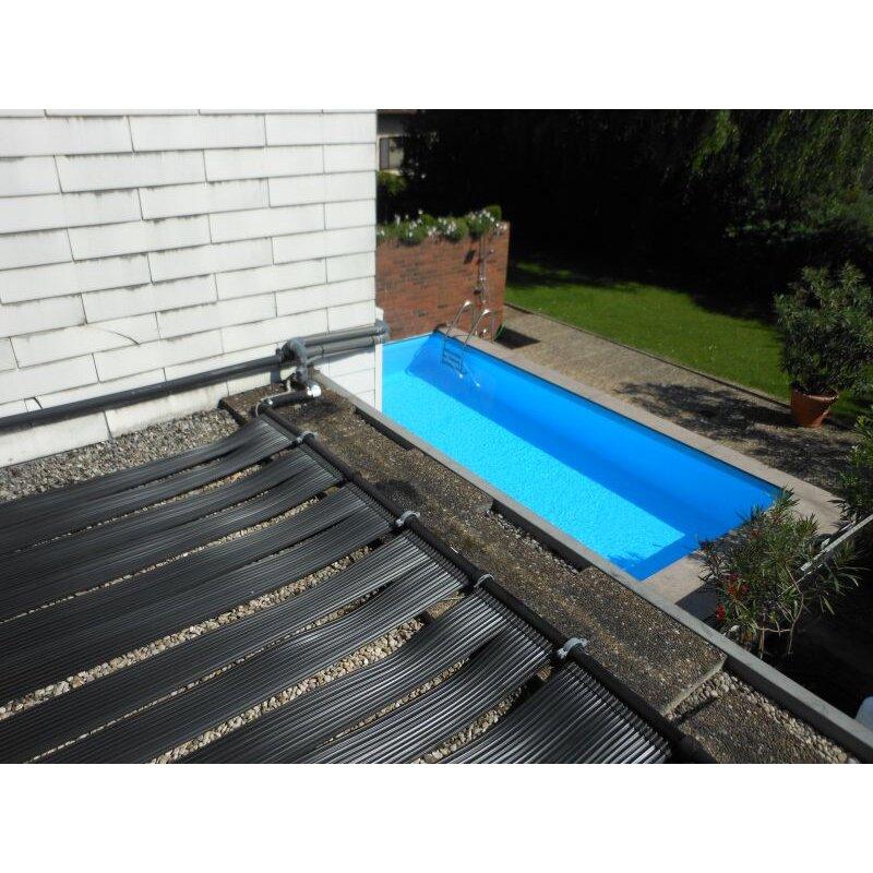 Für alle Schwimmbadtypen: die Solarheizung von merken.at, 57,50 €
