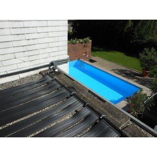 Poolheizung: Solarmatte XL - 300, 400, 500 oder 600 cm lang, 107,00 €