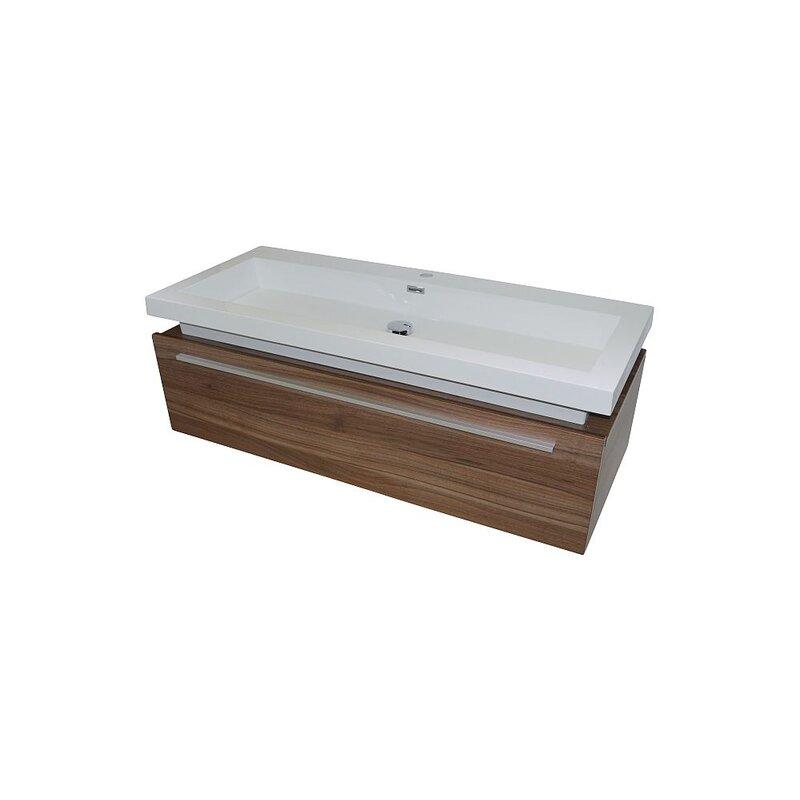 waschtisch 120cm nussbaum 239 00. Black Bedroom Furniture Sets. Home Design Ideas