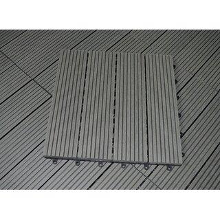 Favorit Mit Klick-Fliesen im Handumdrehen Ihre Terrasse selber verlegen XL29