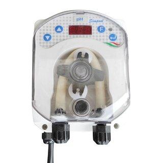Automatische Dosieranlage für die pH-Wert-Regelung in Ihrem Pool ...